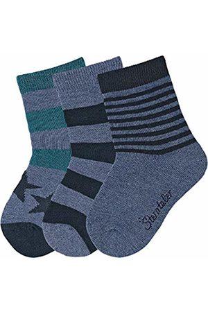 Sterntaler Baby Boys' Söckchen 3er Pack Ringel Socks