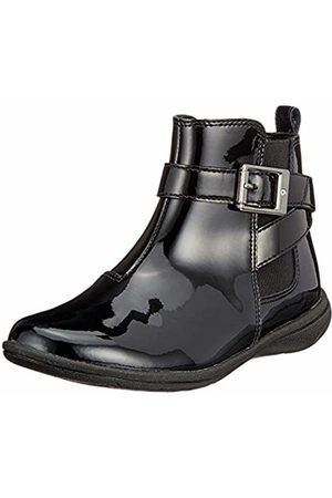 Clarks Girls' Venture Move Ankle Boots, ( Pat-)