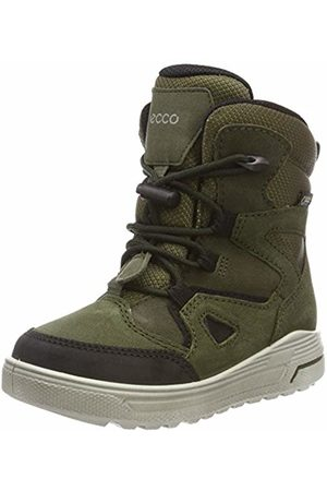Ecco Unisex Kids' Urban Snowboarder Snow Boots, Grün ( /Grape Leaf 59637)