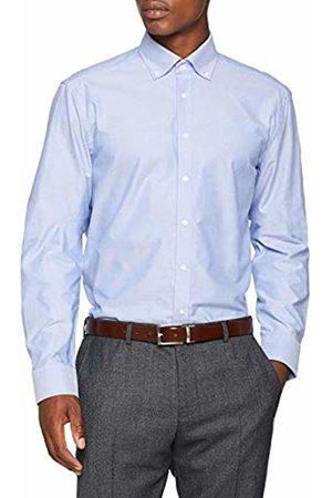 Seidensticker Men's Modern Langarm Mit Button-Down Kragen Soft Uni Smart Business Formal Shirt