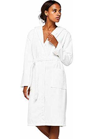 IRIS & LILLY Women's Dressing Gown Hooded Velvet
