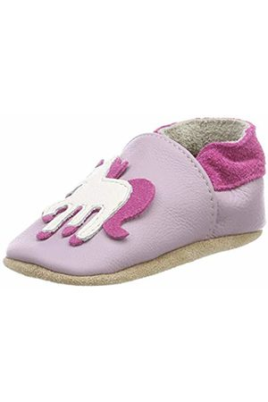 Beck Baby Girls' Einhorn Slippers
