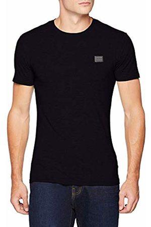 Antony Morato Men Tank Tops - Men's T Shirt Sport Slim Girocollo Con Placchetta Kniited Tank Top