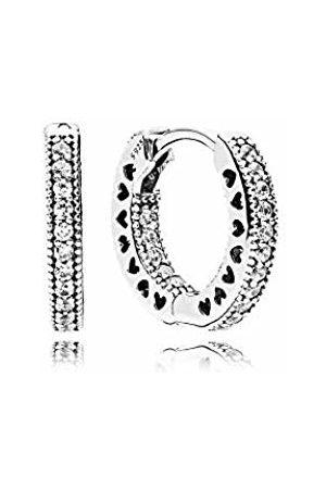 PANDORA Women Hoop Earrings - 296317CZ
