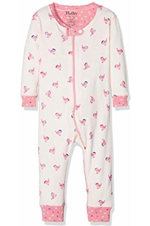 Hatley Baby Girls' Organic Cotton Sleepsuit, (Birdies)