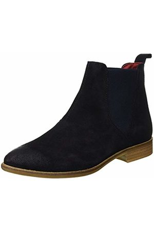 Buffalo Women's Leaf Suede Ankle Boots