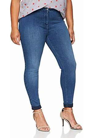 Simply Be Women's Sophia Fly Front Jegging Skinny Jeans