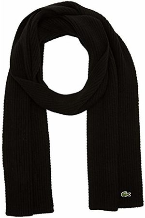 Lacoste Men's Ribbed Scarf