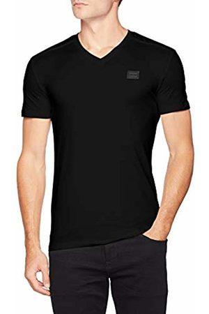 Antony Morato Men's Sport Scollo V Con Placchetta T-Shirt