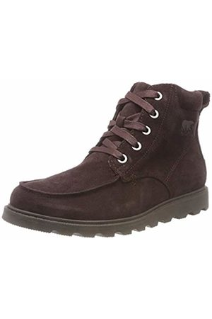 sorel Boys' Youth Madson Moc Toe Waterproof Classic Boots