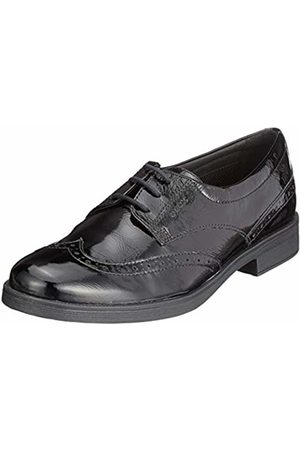 Geox Girls' Jr Agata D Brogues