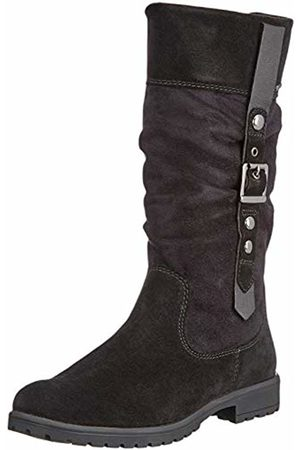 Superfit Girls' Galaxy Snow Boots