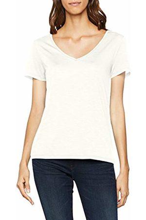 Vila Women's Vinoel S/s V-Neck Noos T-Shirt