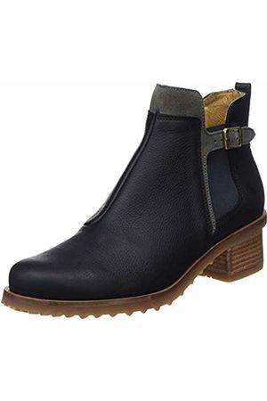 El Naturalista Women's N5112 Soft Grain-Lux Ankle Boots
