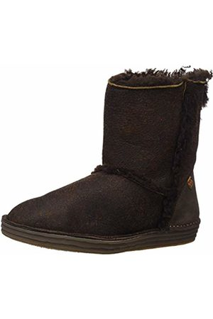 El Naturalista Women s s N5054 Doble Faz-lux Suede  Rice Field Slouch Boots  ... b296a6216cf