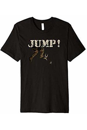 Military Veteran T Shirt Gift Ideas Jump Paratrooper Skydive Parachute T Shirt - Skydiving Sport