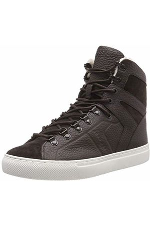 HUGO BOSS Men's Enlight_hito_tbfu Hi-Top Trainers