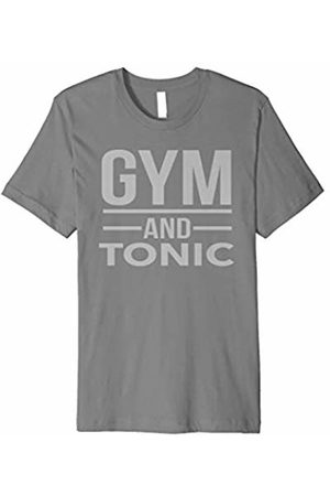 Gym And Tonic Apparel Gym and Tonic Sweat Activated Shirt - Motivational Gym Shirt