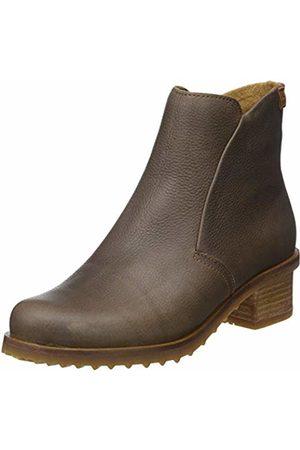 El Naturalista Women s Soft Grain Ankle Boots 68150ba3efc