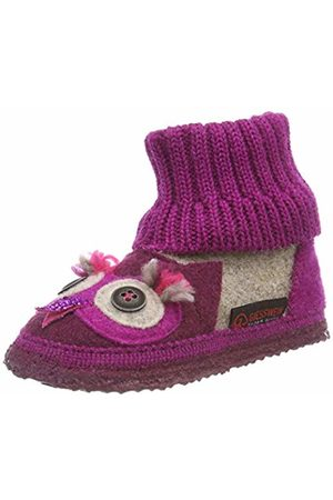 Giesswein Girls' Kals Hi-Top Slippers