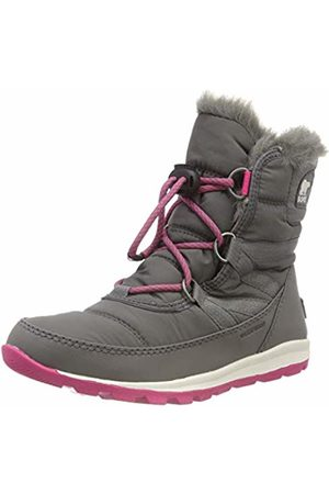 sorel Girls' Youth Whitney Short Lace Snow Boots