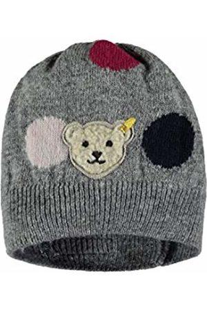 Steiff Baby Girls' Mütze Strick Hat|