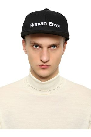 UNDERCOVER Embroidered Cotton Canvas Baseball Hat