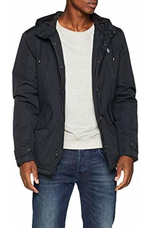 Original Penguin Men's Hooded Parka, (True )