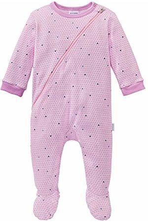 Schiesser Baby Girls' Puppy Love Anzug Mit Fuß Pyjama Sets