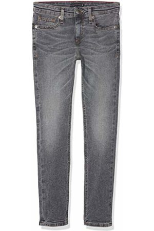 Tommy Hilfiger Boy's Scanton Slim Ragbst Jeans, Raleigh Stretch 911