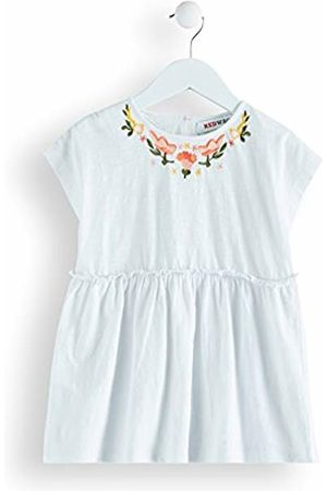 RED WAGON Girl's Embroidered Tunic Top
