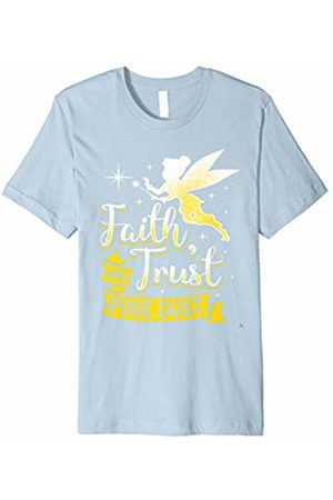 8ce36052 Faith Trust & Pixie Dust Apparel Trust Faith and Pixie Dust T-Shirt Clothing  Gift. Amazon
