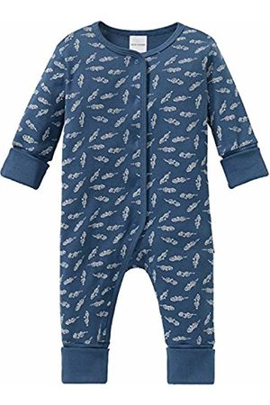 Schiesser Baby Boys' Grand Prix Anzug Mit Vario Pyjama Sets