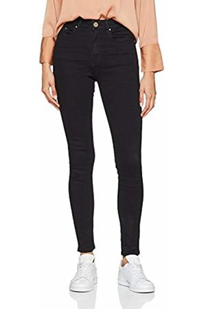 Lost Ink Women's High Rise Skinny in Trousers