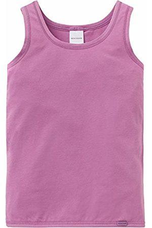 Schiesser Girl's Einhorn Hemd 0/0 Vest