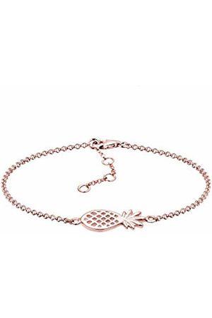 Elli Women's Plated Xilion Cut Bracelet of Length 17 cm