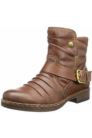 Tamaris Womens Desert Boots Braun (MUSCAT 311) Size: 6