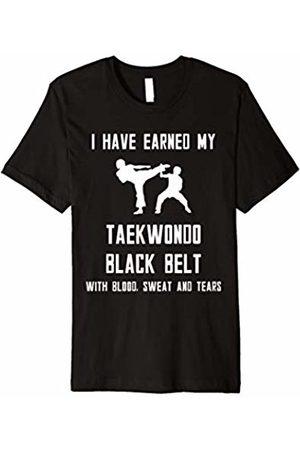 The 17 Club Taekwondo T Shirt.Taekwondo Belt T Shirt