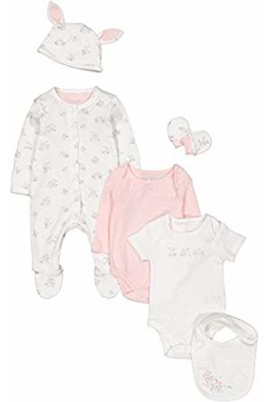 Mothercare Baby Girls' 6 Piece Autumn Country Clothing Set, (Lights Multi)