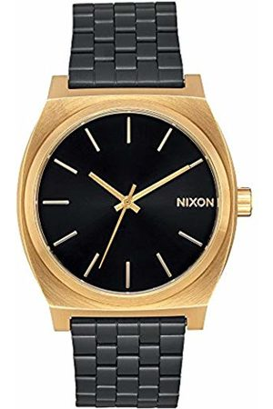 Nixon Time Teller 37mm Gold/ Sunray - Watch Unisex