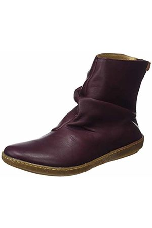 c301556eae8 El Naturalista Women s N5304 Dolce Rioja Coral Ankle Boots