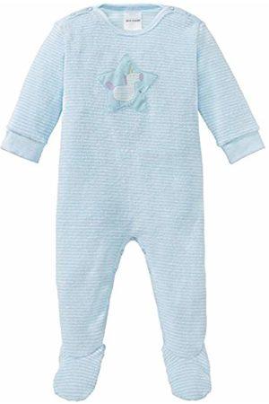 Schiesser Baby Girls' Einhorn Anzug Mit Fuß Pyjama Sets
