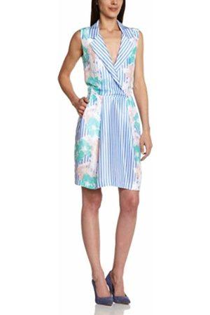 Cacharel Women's Sleeveless Plunge Tea Dress