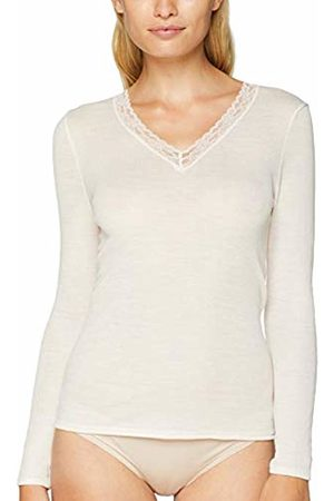 HUBER Women's Woolen Elegance Shirt Langarm Vest