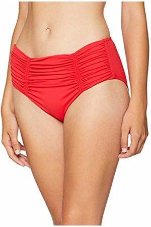 Seafolly Women's Gathered Front Retro Pant Bikini Bottoms