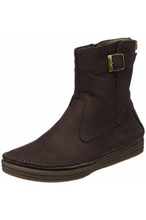 El Naturalista Women's N5046 Pleasant /Rice Field Ankle Boots