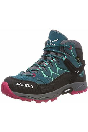 Salewa Boys' JR Alp Trainer Mid GTX High Rise Hiking Boots