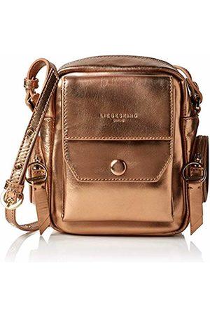 liebeskind Women's CAMBAGS CAPOMEMessenger Bag (Metallic Mordoré 8454)