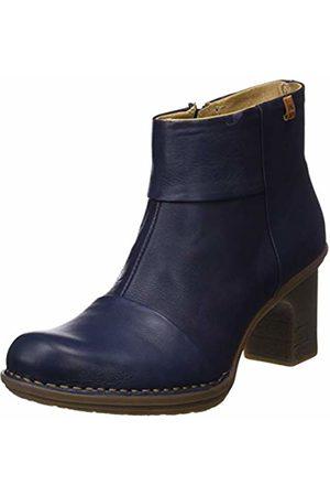 El Naturalista Women's N5401 Dolce Ocean/Dovela Ankle Boots