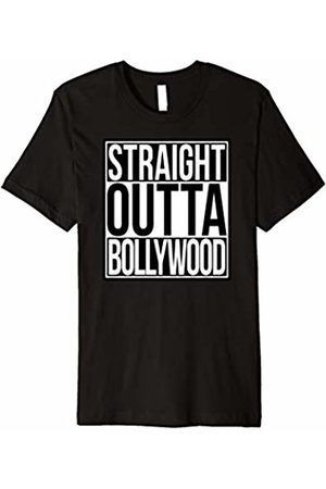 """""""Official"""" Straight Outta T-Shirts Straight Outta Bollywood T-Shirt"""